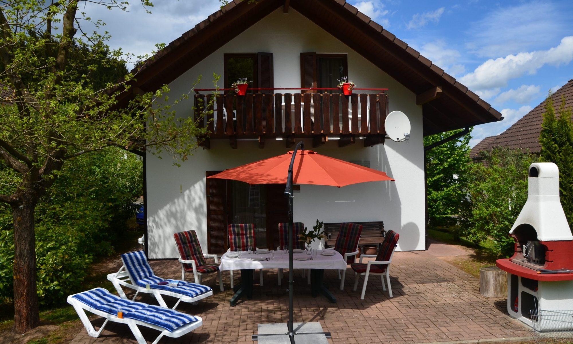 Seepark Kirchheim Ferienhaus